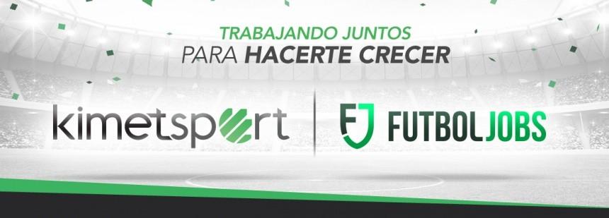 Kimet Sport y FutbolJobs