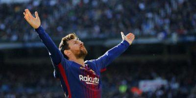 Leonel Messi - Mejor pagado