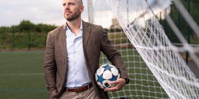 Representante de fútbol