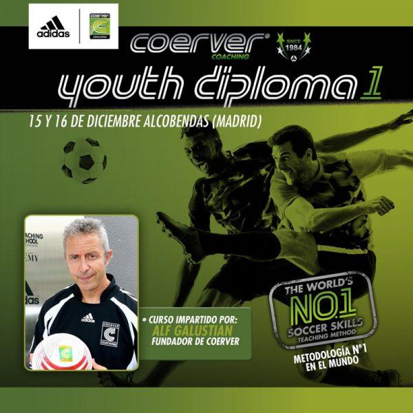 Coerver Youth Diploma 1