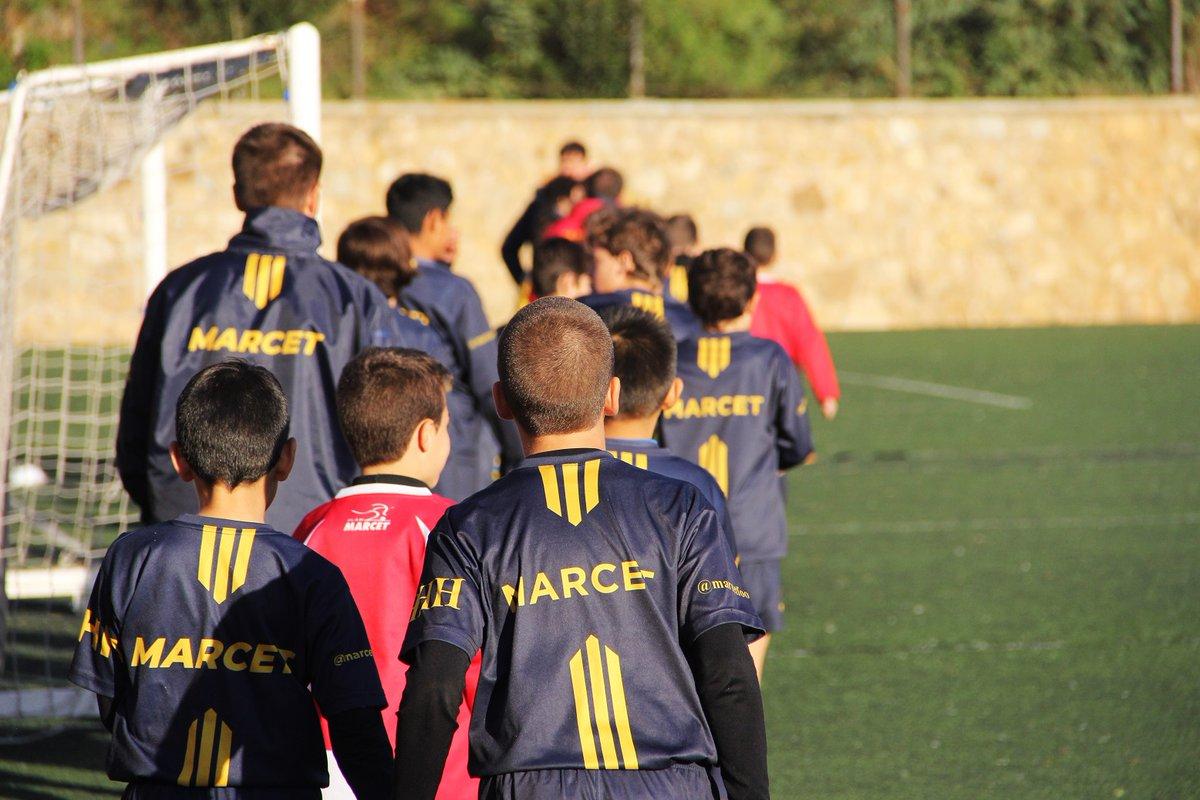 Marcet busca entrenadores de fútbol