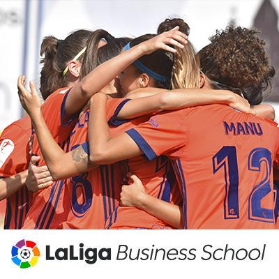 LaLiga - Especialista Universitario en la Gestión del Talento y Dirección de Equipos en el Fútbol