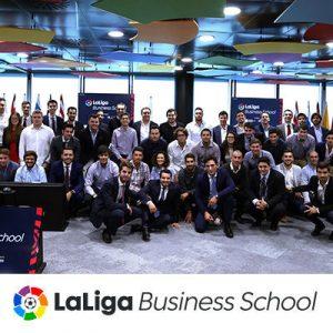 LaLiga - Máster en Derecho Aplicado al Fútbol Profesional