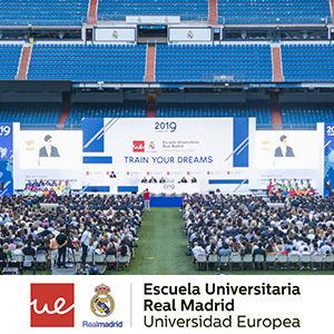 Máster Universitario en Dirección de Entidades Deportivas MBA - Escuela Universitaria Real Madrid