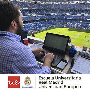 Máster Universitario en Comunicación y Periodismo Deportivo