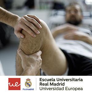 Máster Universitario en Fisioterapia Deportiva
