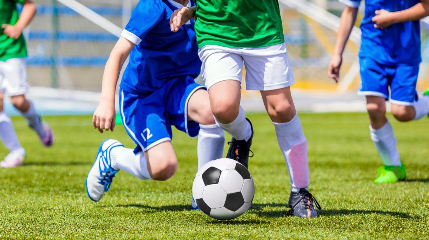 equipamiento para jugar al futbol