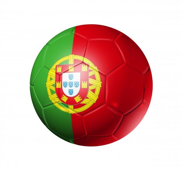 Equipo en Portugal