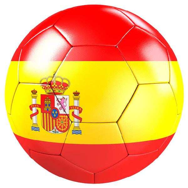 Club de fútbol zona Lleida - Cataluña - España