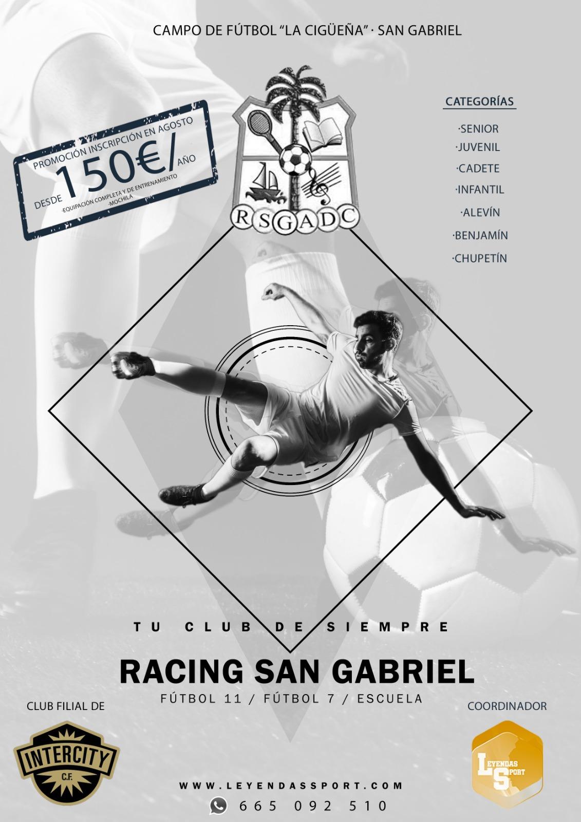 Racing San Gabriel
