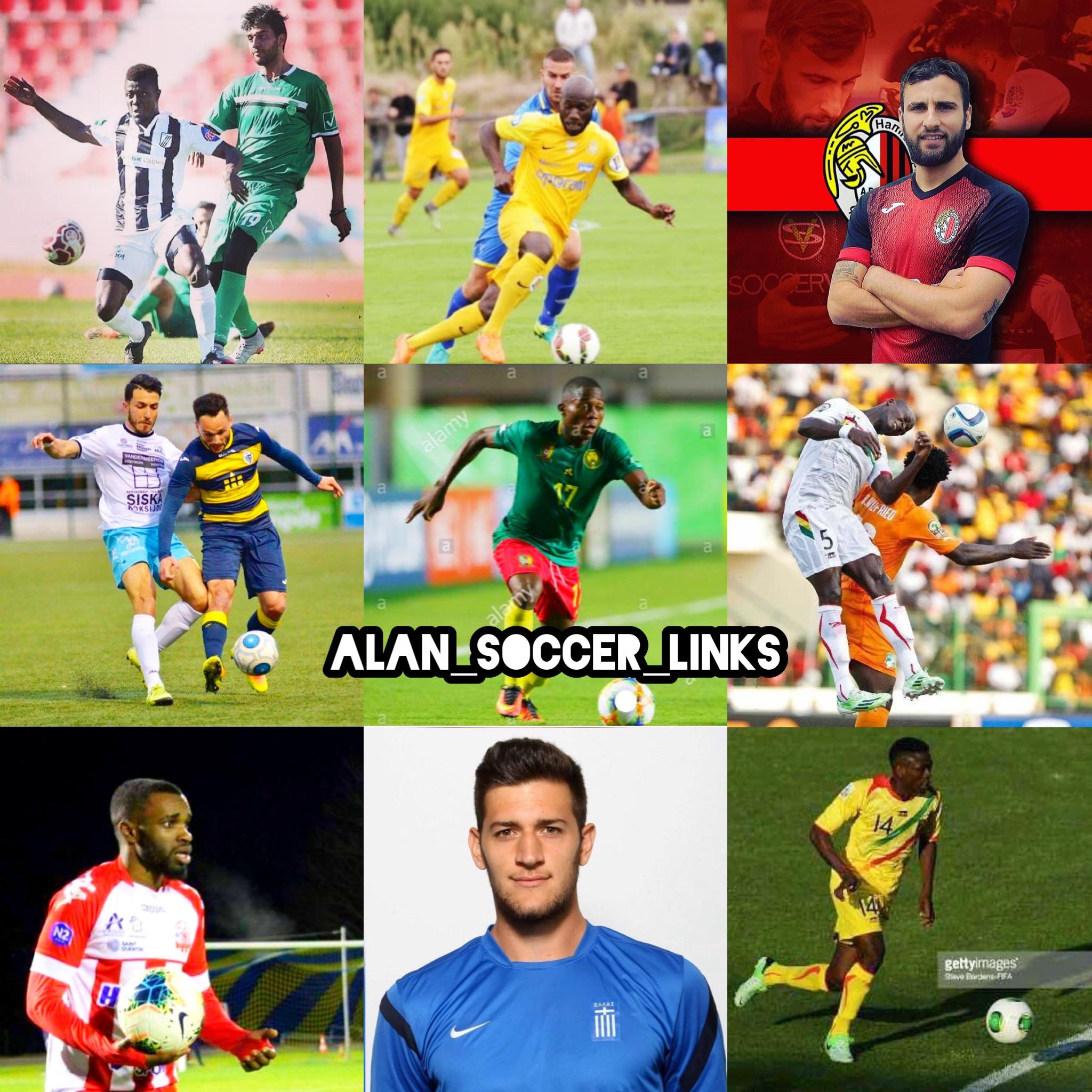 Alan Soccer Link