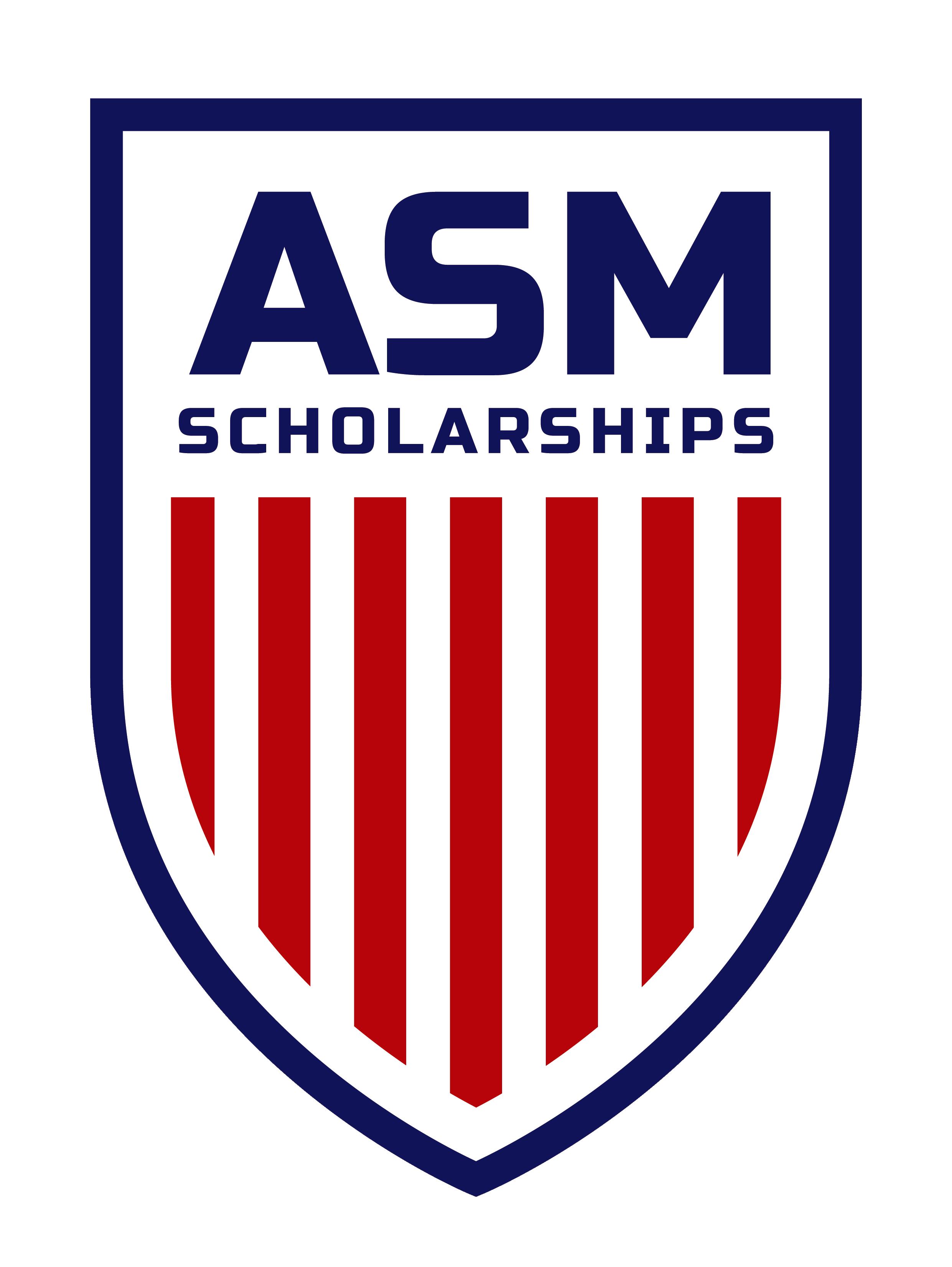ASM Scholarships